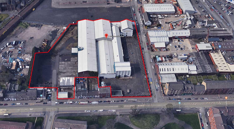 Storage Vault Acquires Paisley Warehouse | Storage Vault