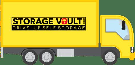 Storage Vault Van