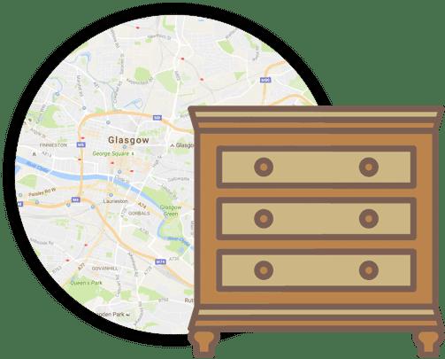 Furniture Storage in Glasgow