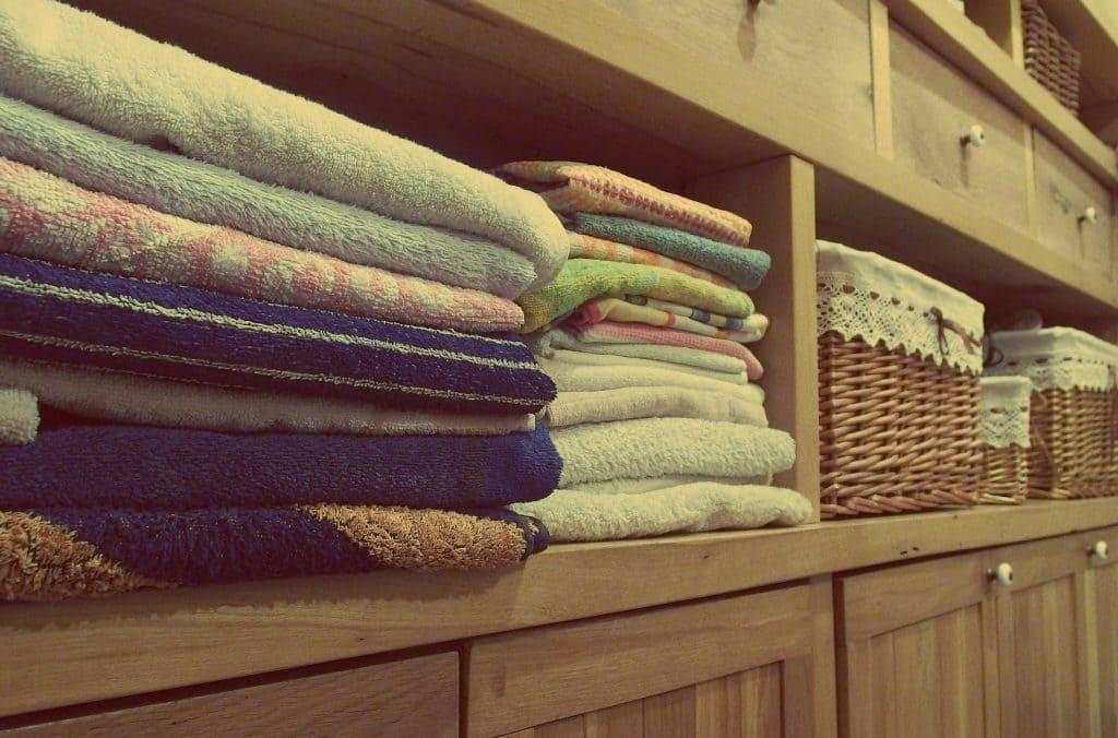spring clean fast/storage