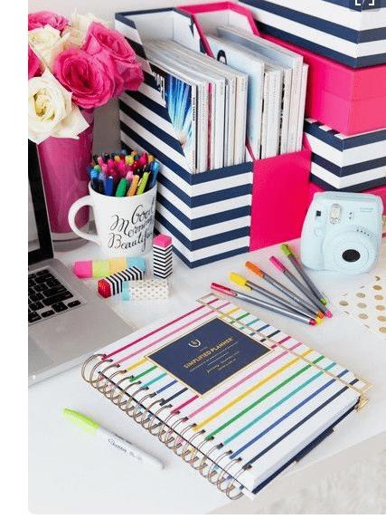 desk theme 3 organise