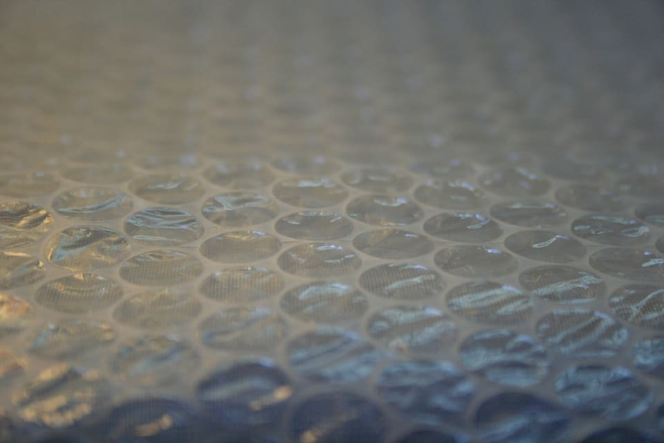 bubblewrap moving