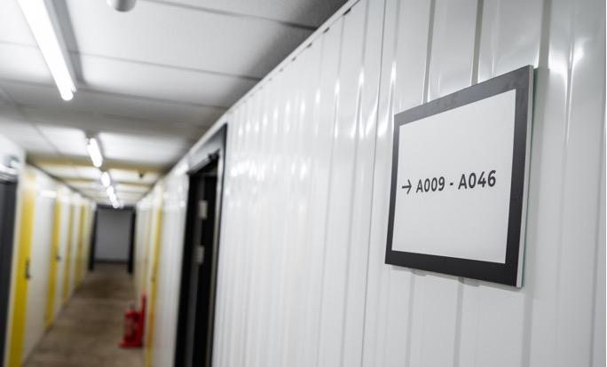 Bishopbriggs Storage Vault Units