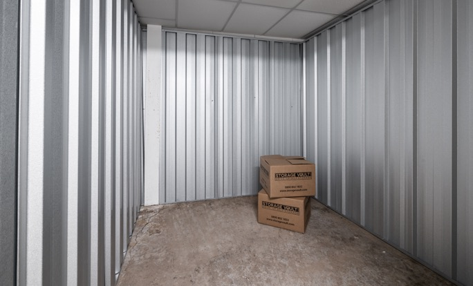 Storage Unit Bishopbriggs Storage Vault
