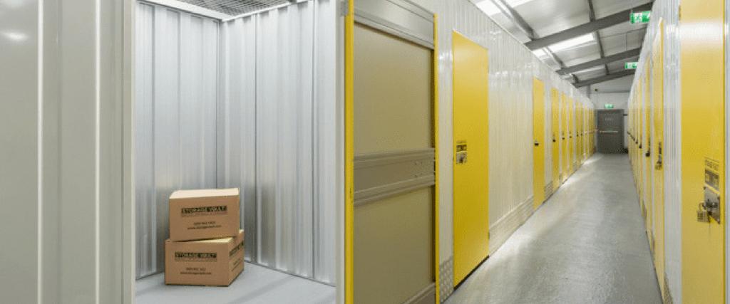 Furniture Upcycle Storage Unit