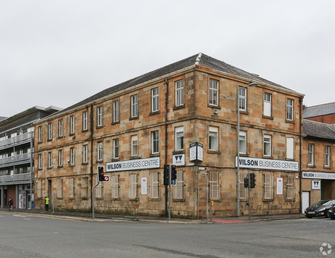 Wilson Business Centre is a listed building built in 1912, which will be developed in to high-quality work space