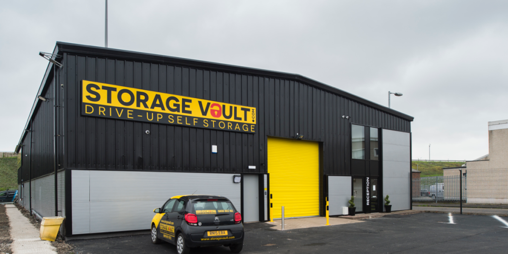 StorageVault Glasgow City Centre