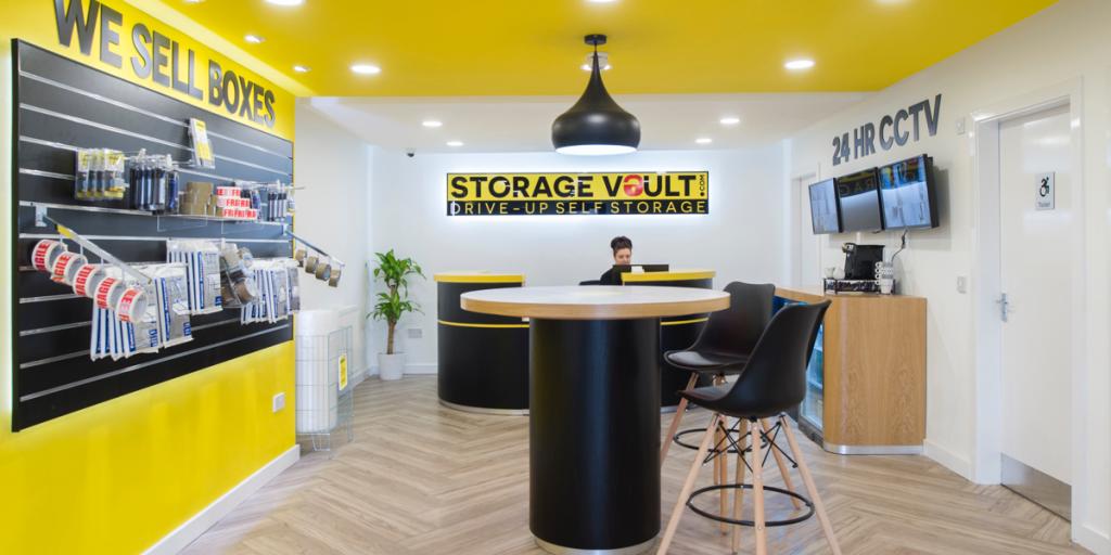 student storage glasgow storage vault