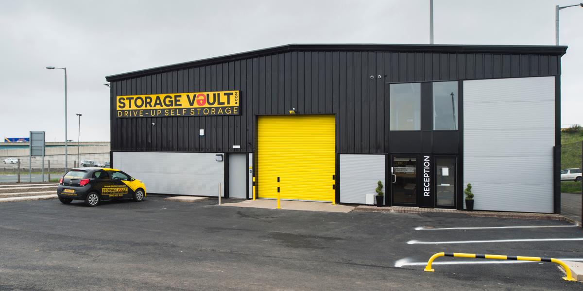 free parking storage vault glasgow