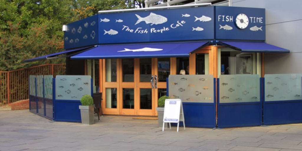 The fish people cafe glasgow