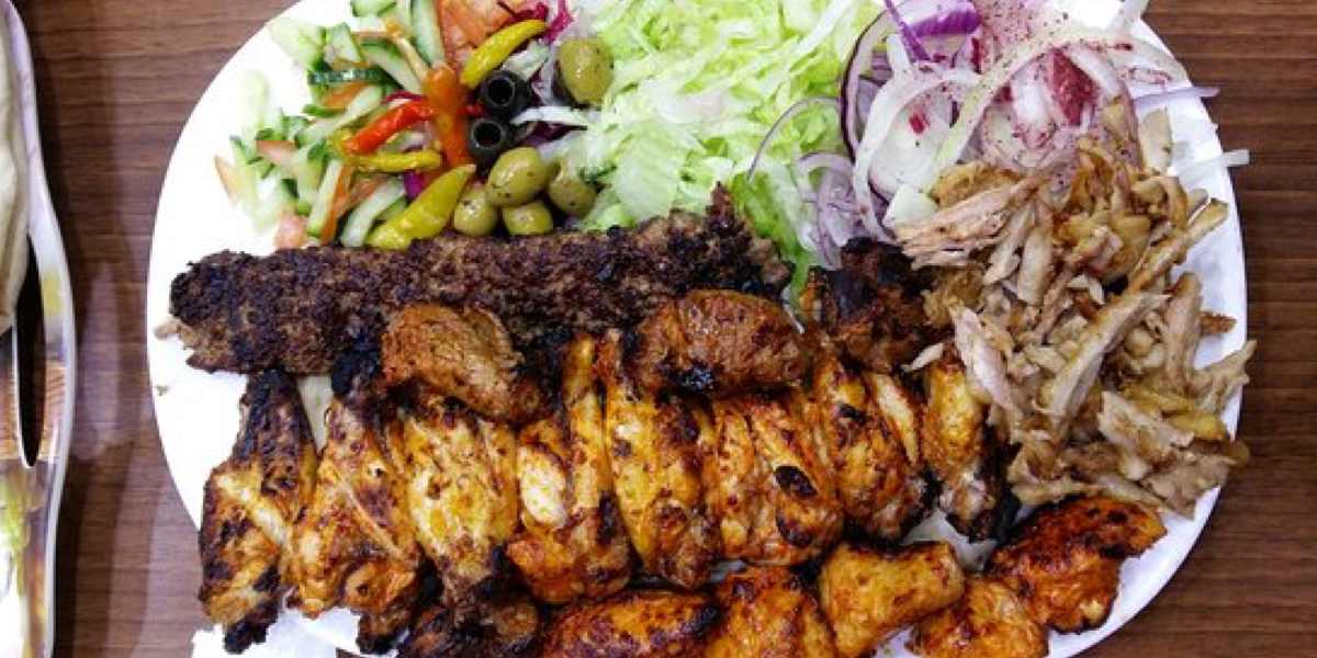 Kurdistan Shawarma, Calder Street
