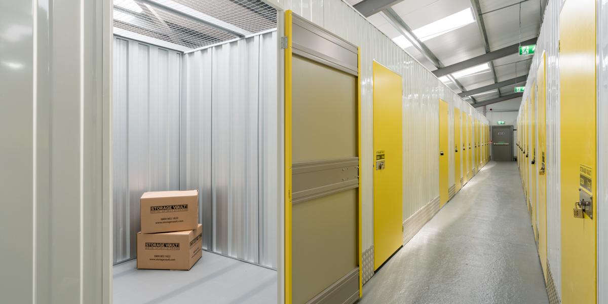 Storage Vault City Centre Storage Units