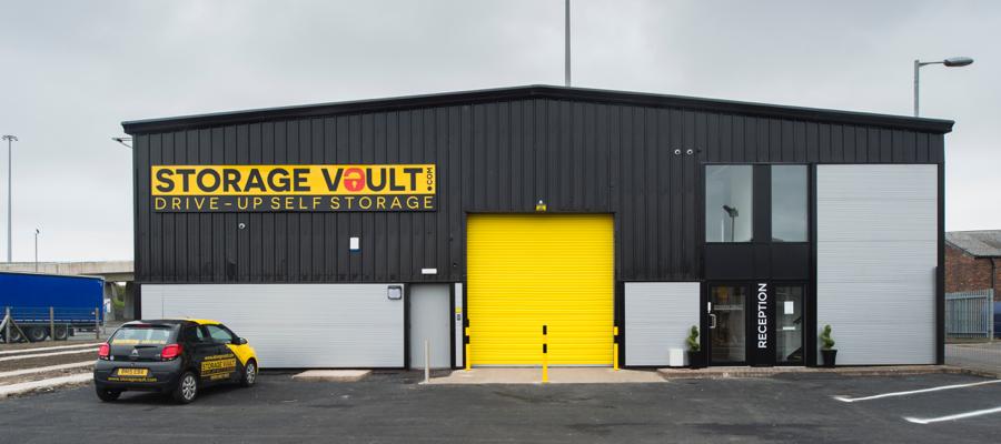 Business Storage | Storage We Specialise In