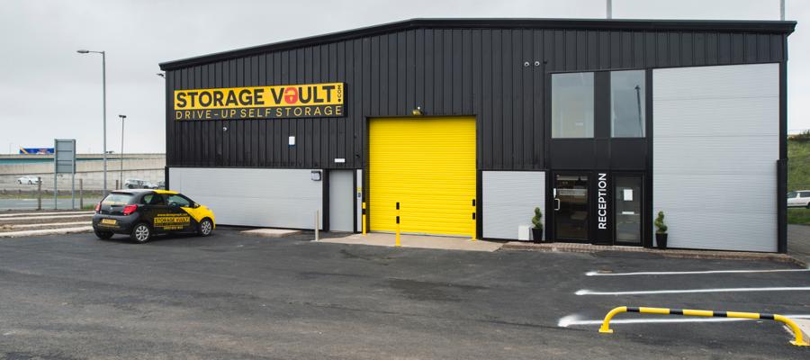 Parking Storage Vault Glasgow