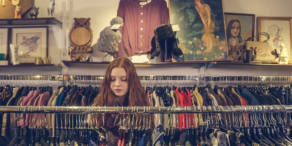 Best clothes charity shops in Glasgow
