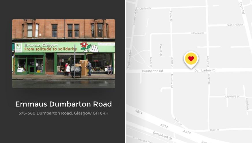 Emmaus Dumbarton Road