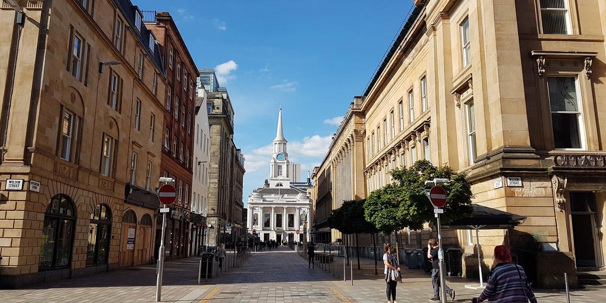 Free Walking Tours in Glasgow