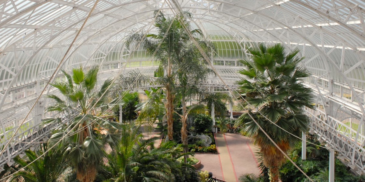The People's Palace and Winter Garden