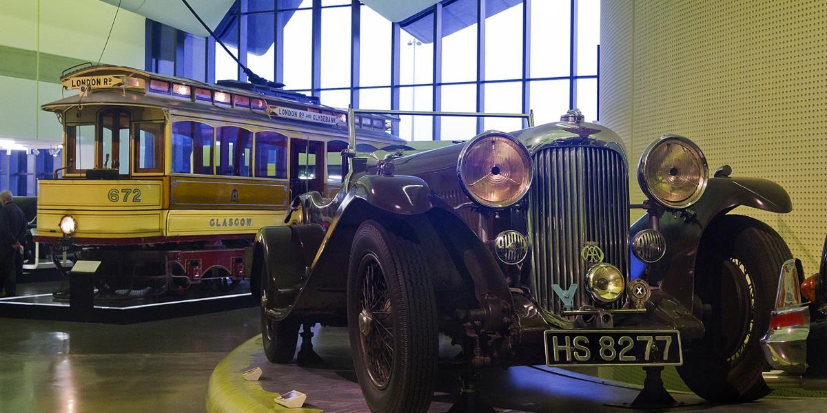 The Riverside Transport Museum