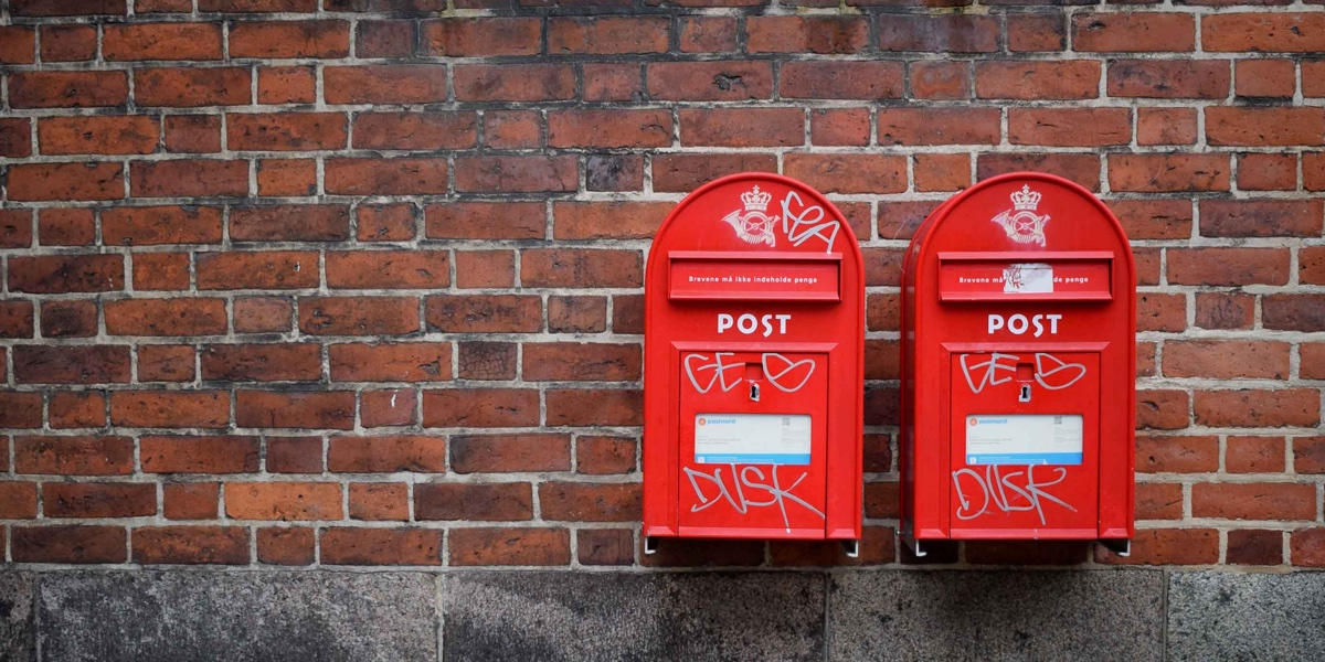 Arrange for the Post Office to redirect your mail