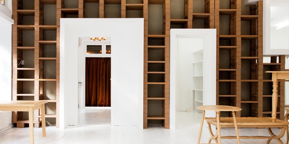 Build a Custom Wall Storage Unit