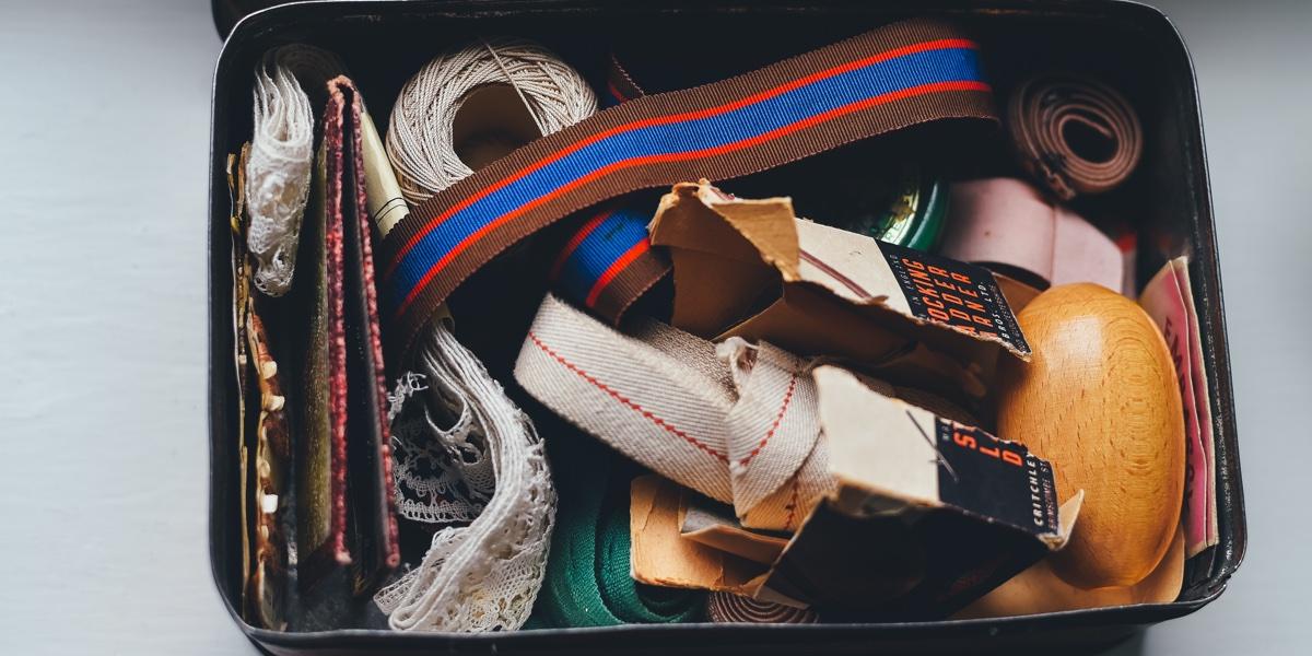 Pack an emergency box