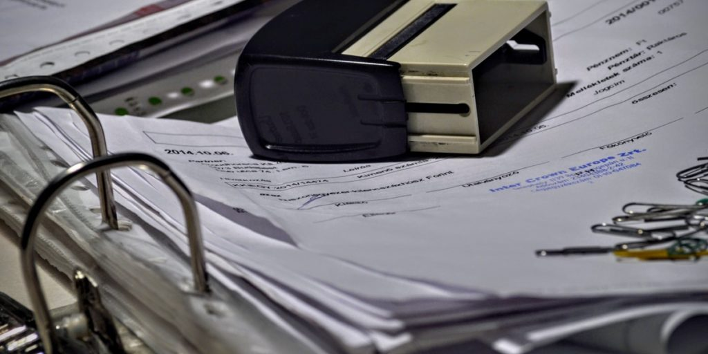 General Tips for Document Storage